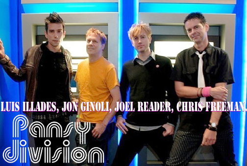 photo of Pansy Division from their website 2009