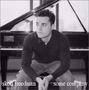 cover art for Skott Freedman's Some Company album plus link to his homepage